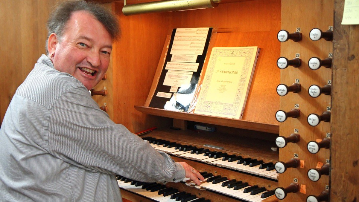 Middags-mini-orgelkoncert