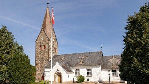 Bov Kirke, Allehelgen Gudstjeneste v/ Jakob Monberg Hansen