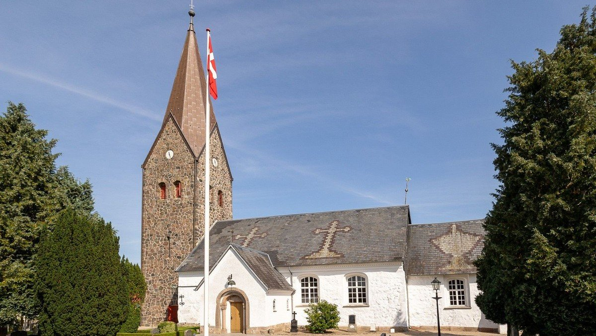 Bov Kirke, Gudstjeneste v/ Viggo Jakobsen