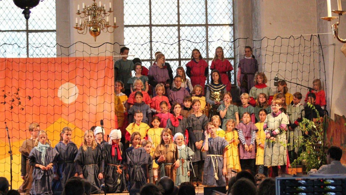 """Kindermusical """"Joseph und seine Brüder"""""""