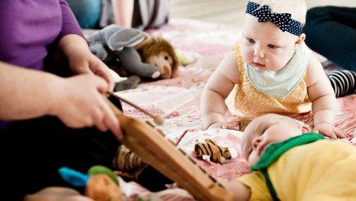 Babysalmesang MG