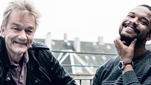 Koncert · Shaka Loveless og Lars Lilholt · arrangør KULTURIUM