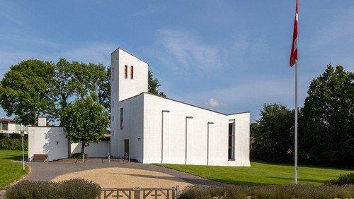 Kollund Kirke, Gudstjeneste v/ Jakob Monberg Hansen