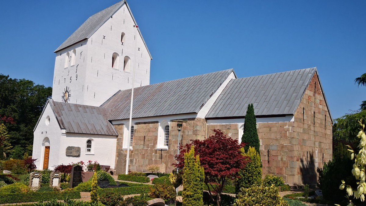 Nytårsgudstjeneste i Hellevad Kirke