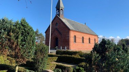 Gudstjeneste i Oksby kirke kl. 9.00