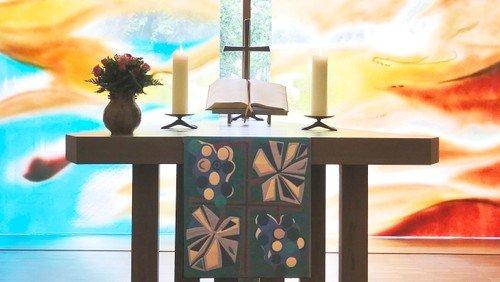 Familiengottesdienst mit Kita