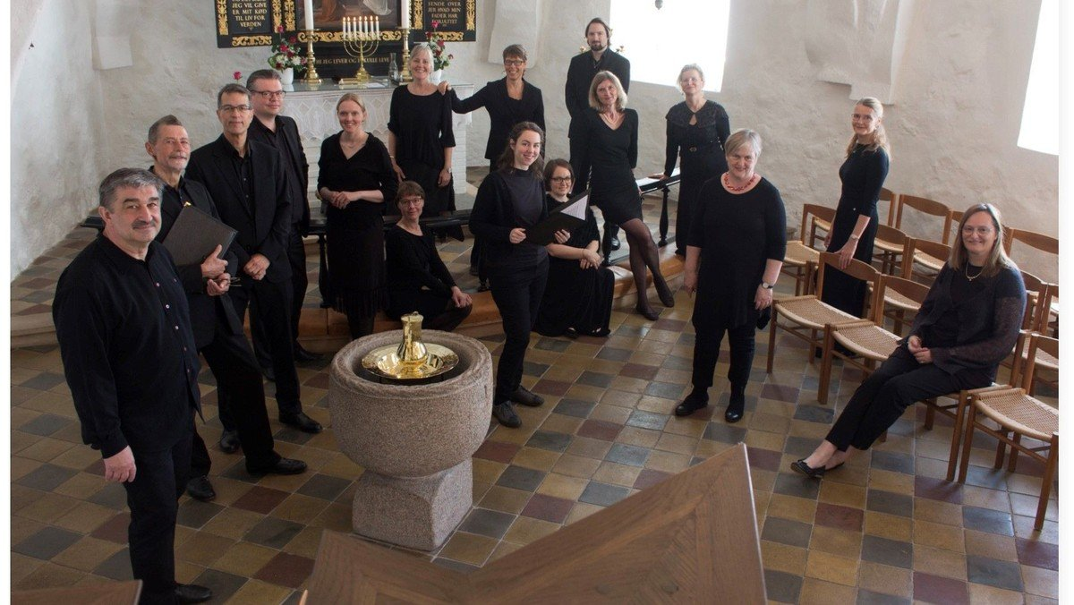 Koncert med Collegium Vocale i Grenaa Kirke
