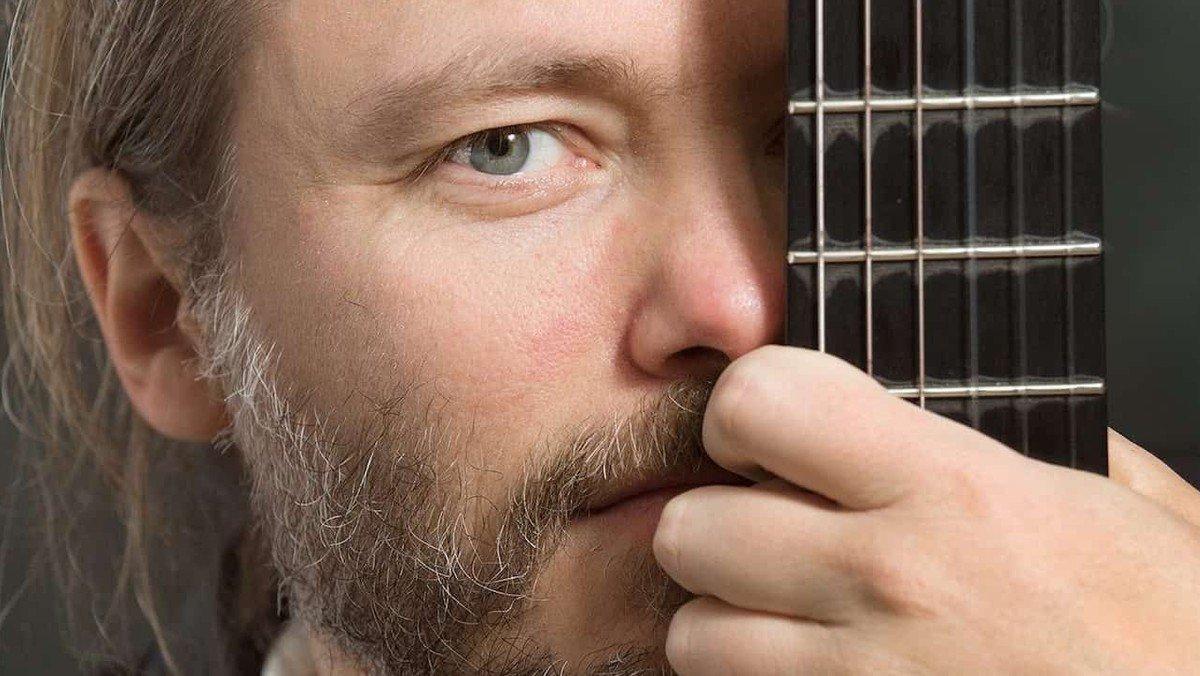 Kilden - Guitarens poesi, Mikkel Andersen