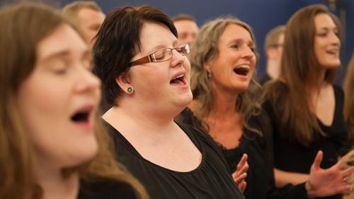Koncert med Able Gospel Choir