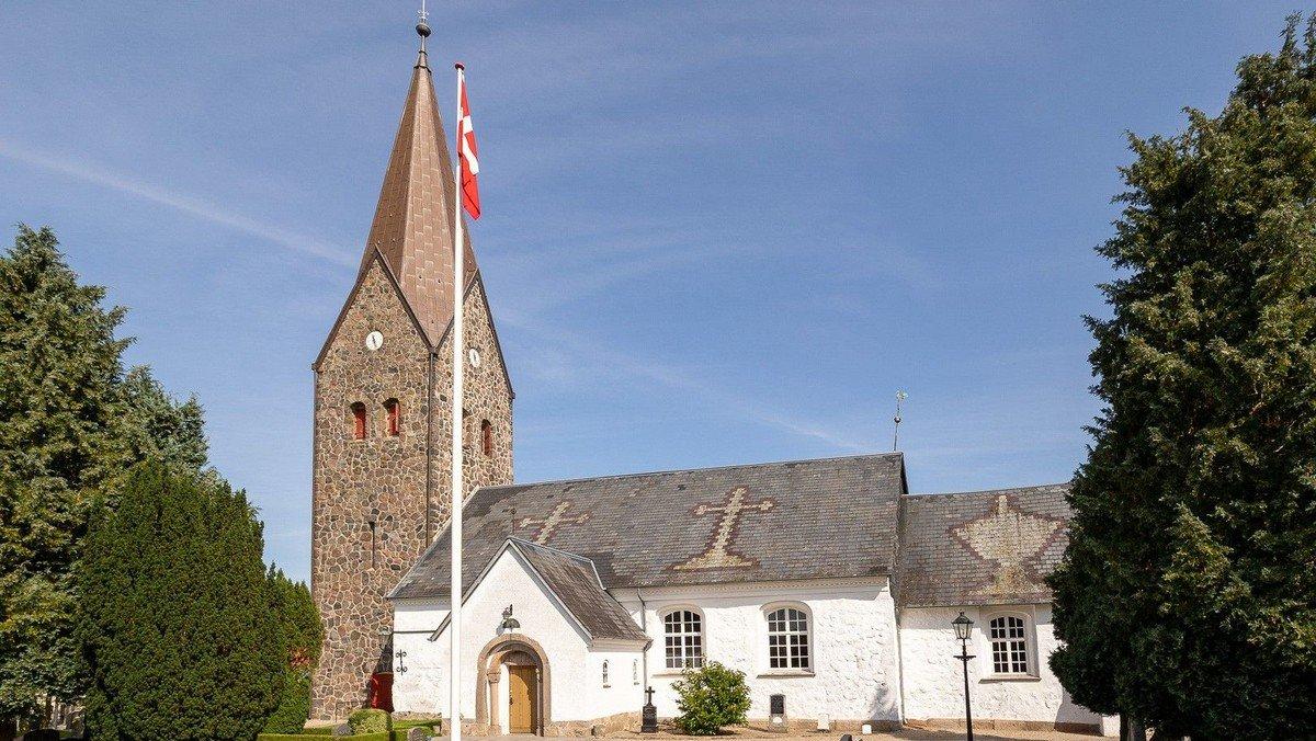 Bov Kirke, Gudstjeneste v/ Jakob Monberg Hansen