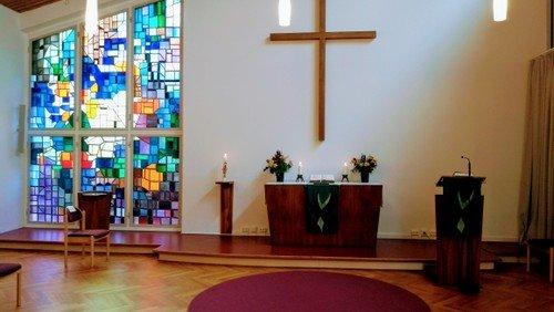 Gottesdienst - vor Ort und online -