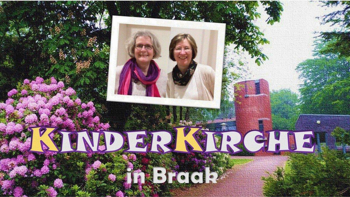 Kinderkirche in Braak