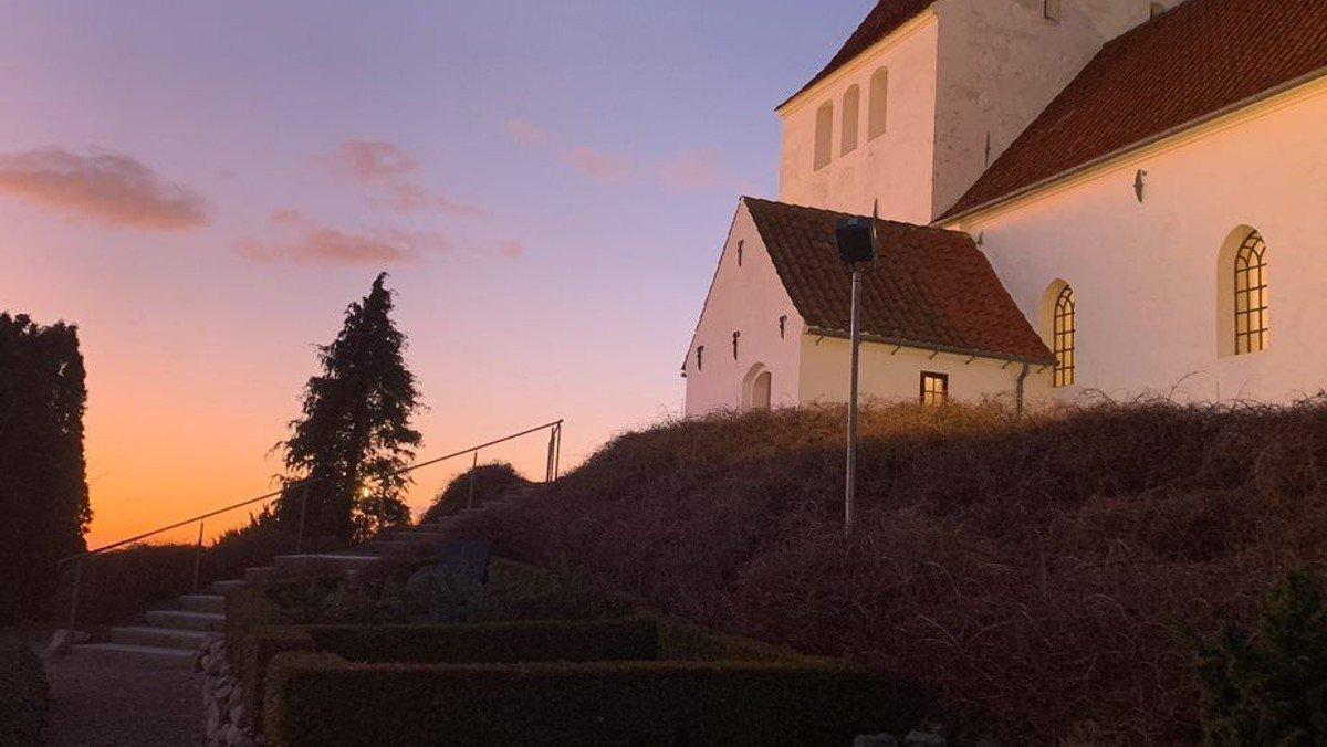 Retrætedag i Sdr. Asmindrup Kirke v. Lene Funder og Elisabeth Lidell