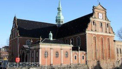 Kulturelt Samvær:  Udflugt til Holmens Kirke