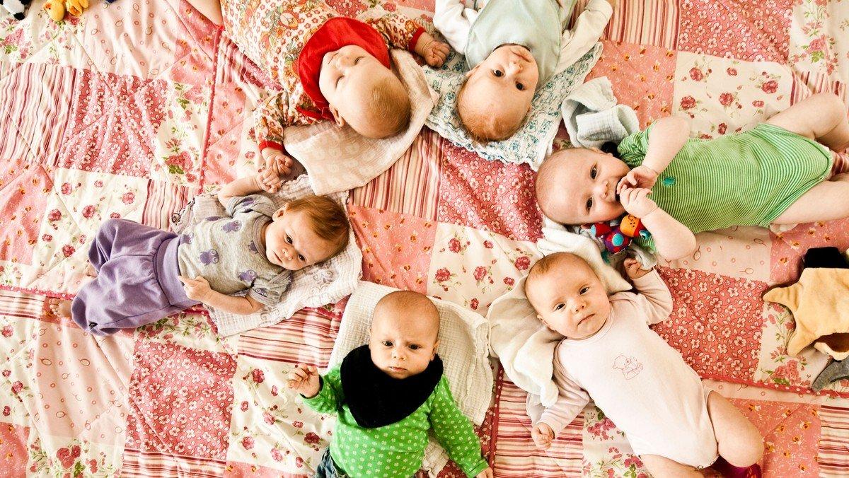 Babysalmesang i Asmild