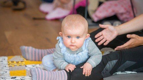Babysalmesang i Frederiksholm kirke