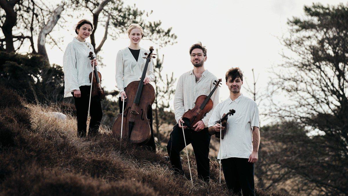 NOVO Quartet