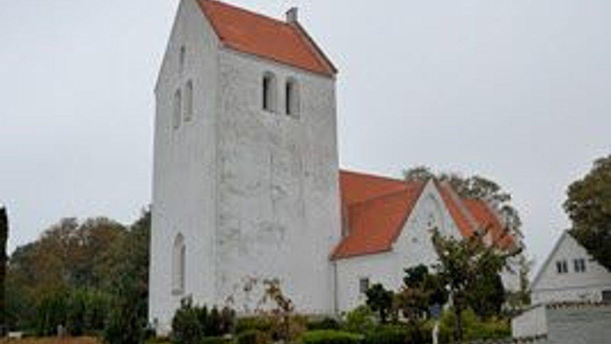 Gudstjeneste i Værslev Kirke