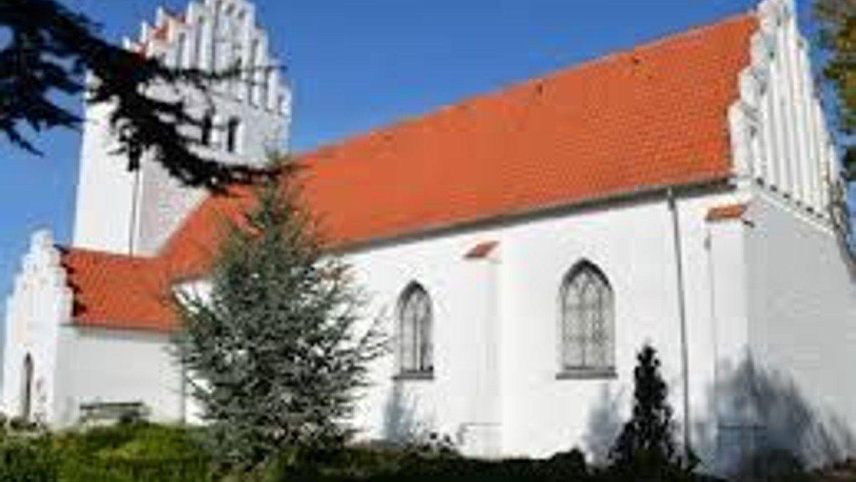 Gudstjeneste i Rørby Kirke