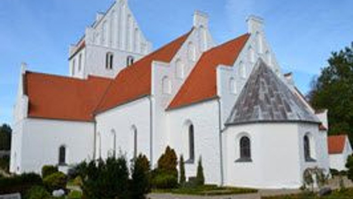 Gudstjeneste i Ubby Kirke
