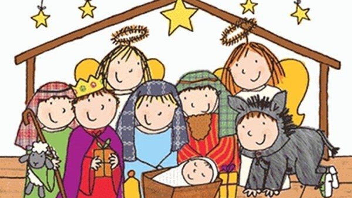 Familiegudstjeneste, 1. søndag i advent i Store Fuglede Kirke