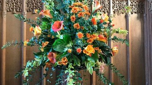 Memorial Service for Helen Bell