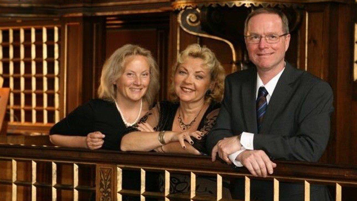 Jubilæumskoncert: Händel-Trioen