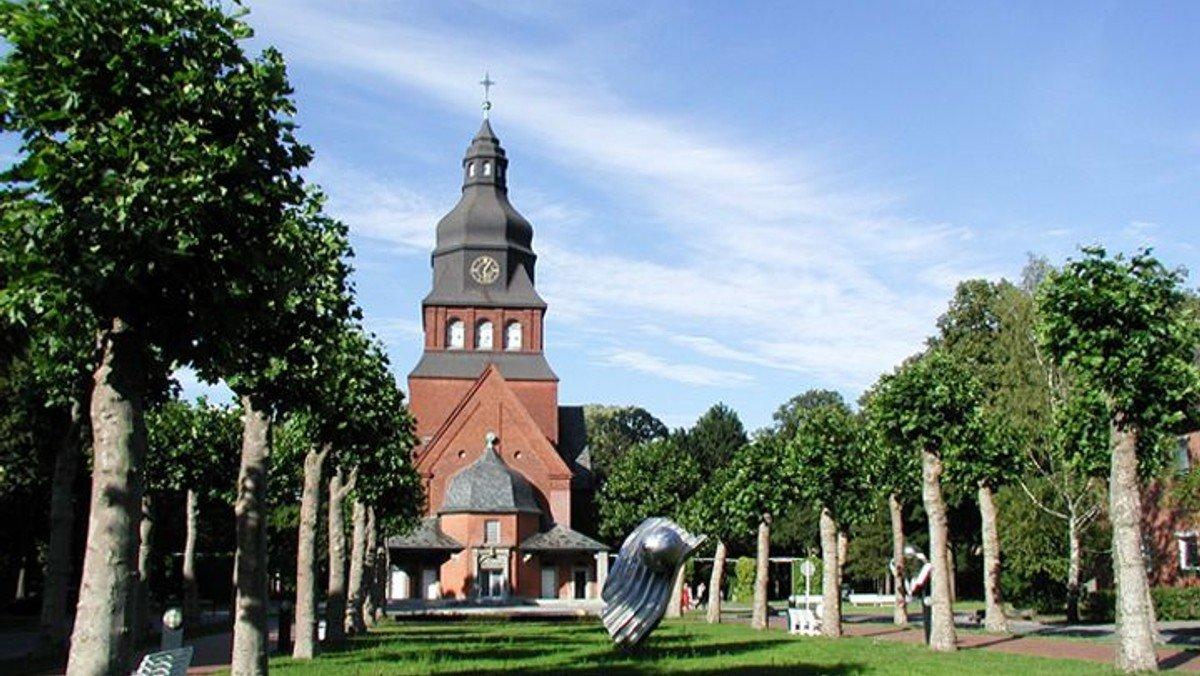 """Gottesdienst - Sommerkirche """"Klassische und spanische Gitarrenmusik"""""""