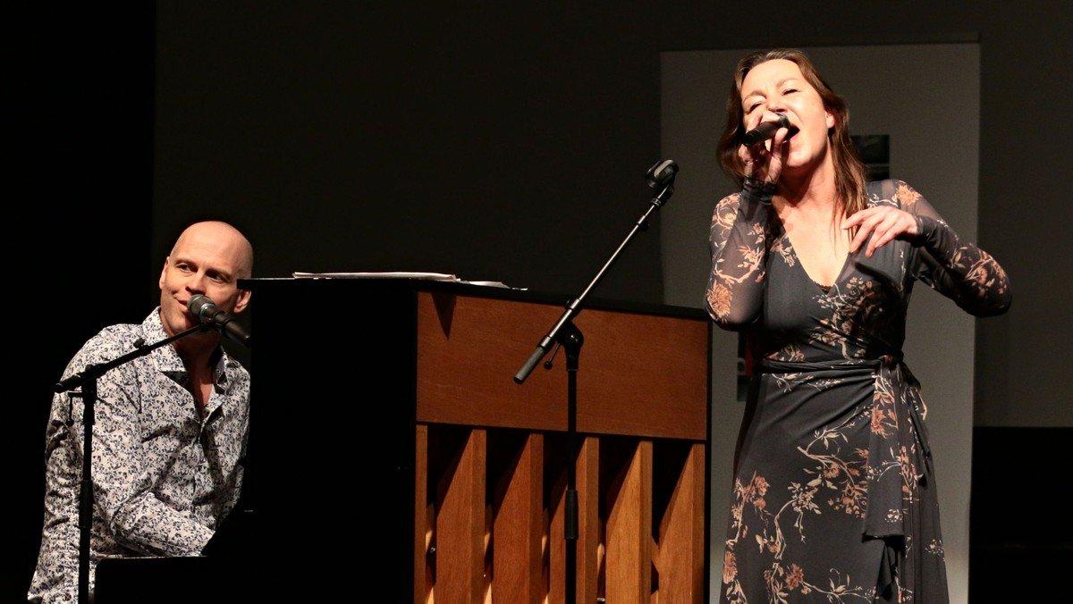 """""""Within the Spirit"""" -Koncert med Margrete Grarup og Michael Sunding"""