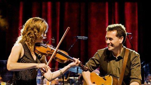 Koncert med Jane and Shane