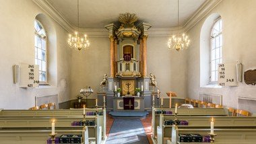Gottesdienst in Lübars
