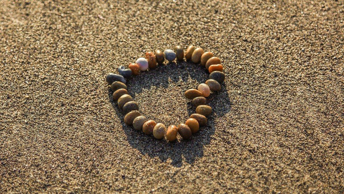 Hjerterumsandagt med bøn og stilhed ved Gitte