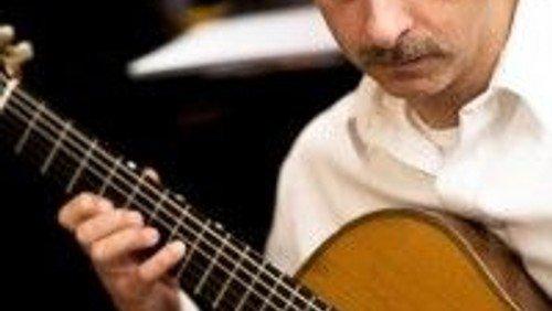 Koncert i Haverslev Kirke med Guitarist Carsten Pedersen - Musik i Han Herred