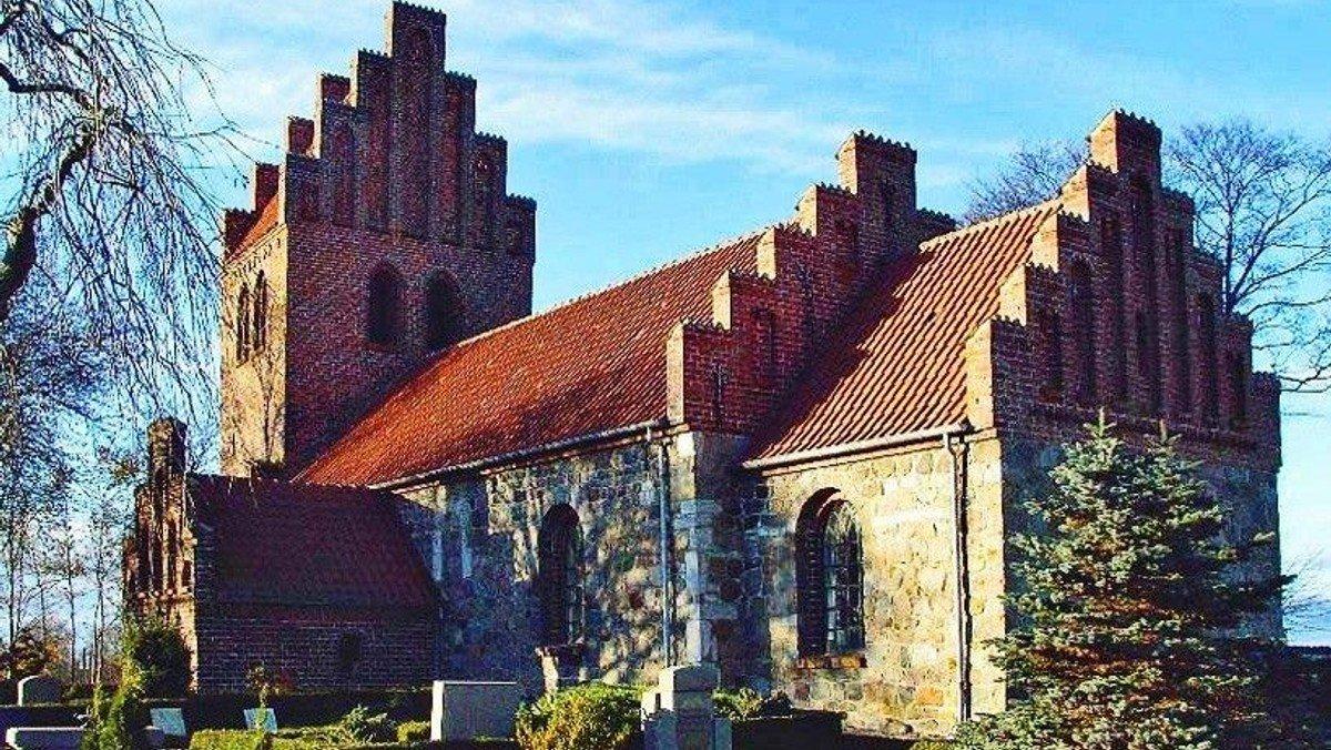 Gudstjeneste i Snostrup Kirke