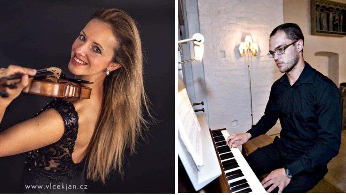 Sommerkoncert Lada Fedorova Johan Bjørn Møller