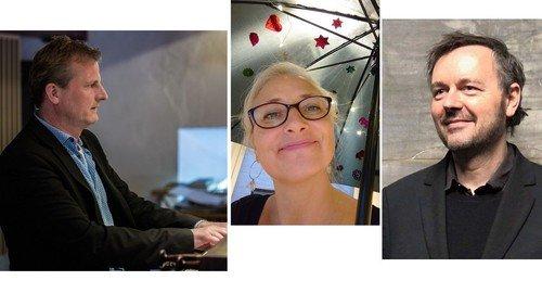 Sommerkoncert  Ole Jegindø Norup, Betina Frederiksen Jæger og Mikael Haaning