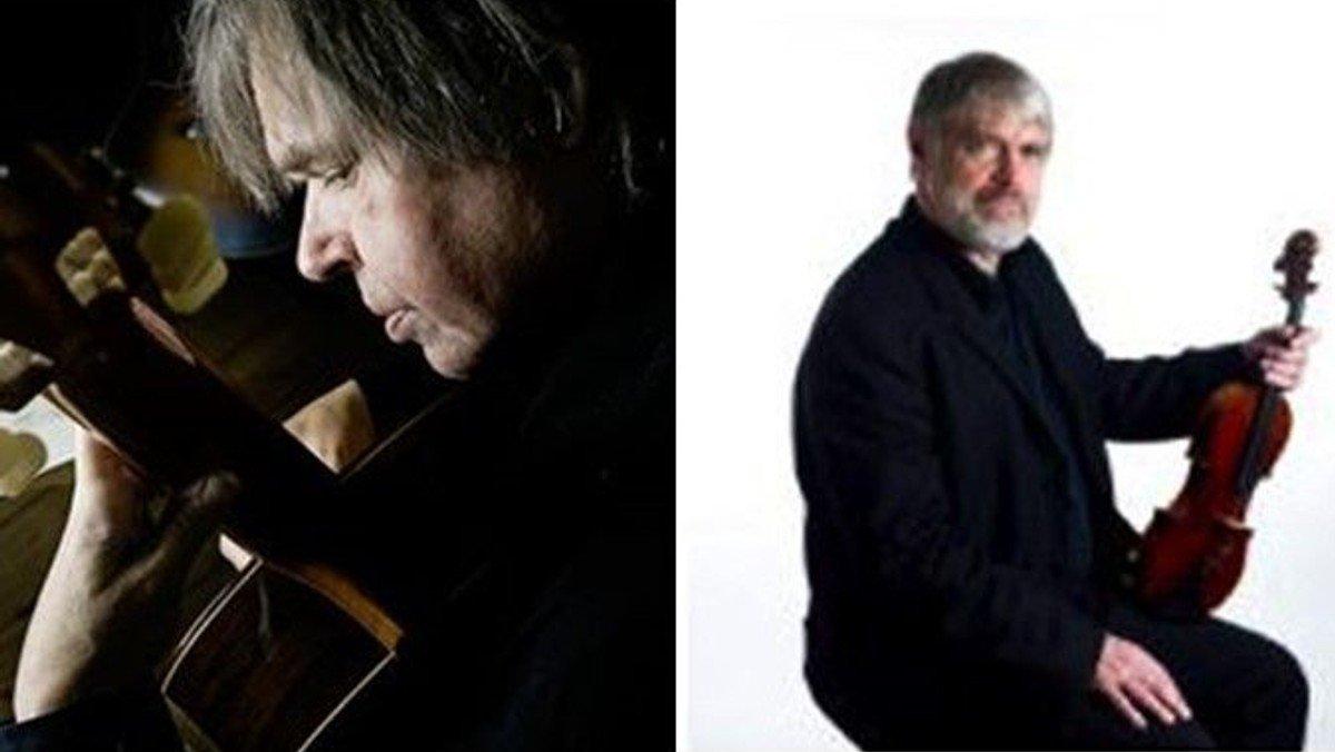 Sommerkoncert  Niels Chr. Øllgaard og Jørgen Bjørslev