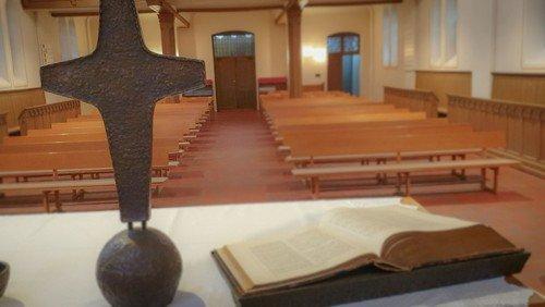 Gottesdienst an der Marienschule mit Verabschiedung Ehepaar Weidner