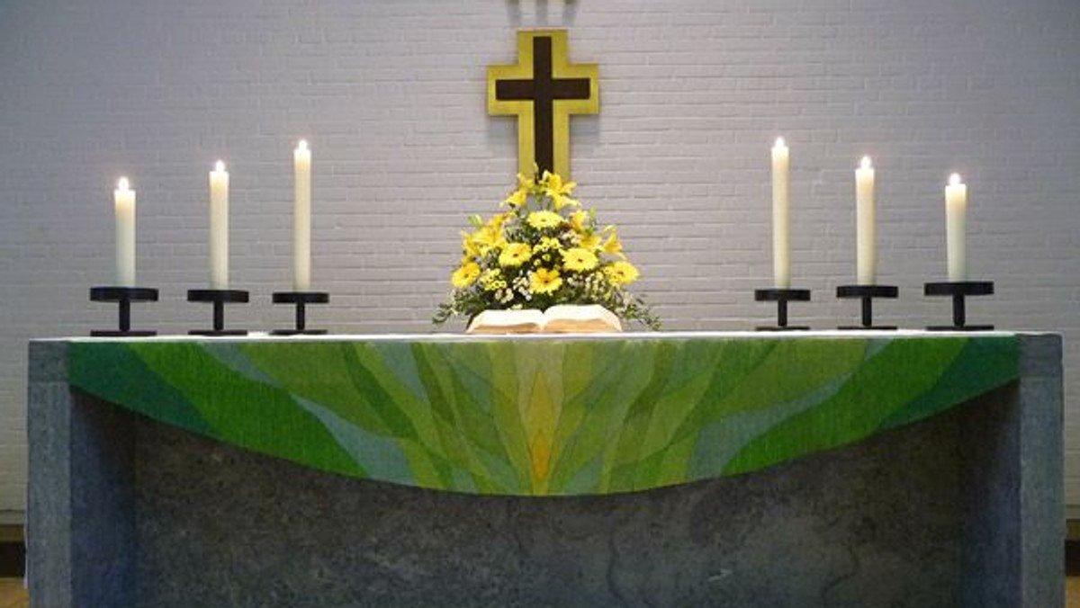 Buß- und Bettags-Gottesdienst mit anschl. Gemeindeversammlung