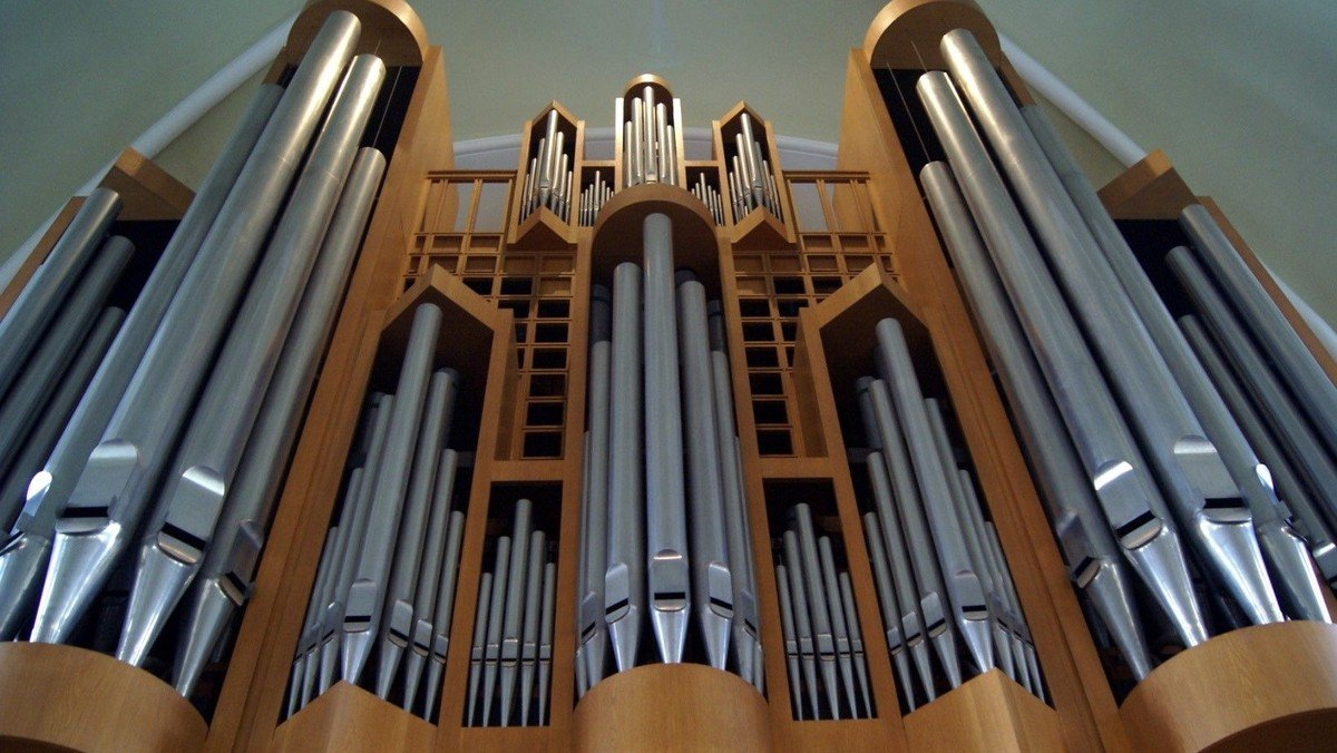 Orgelkonzert mit Ryszard Stanislaw Kaczmarek