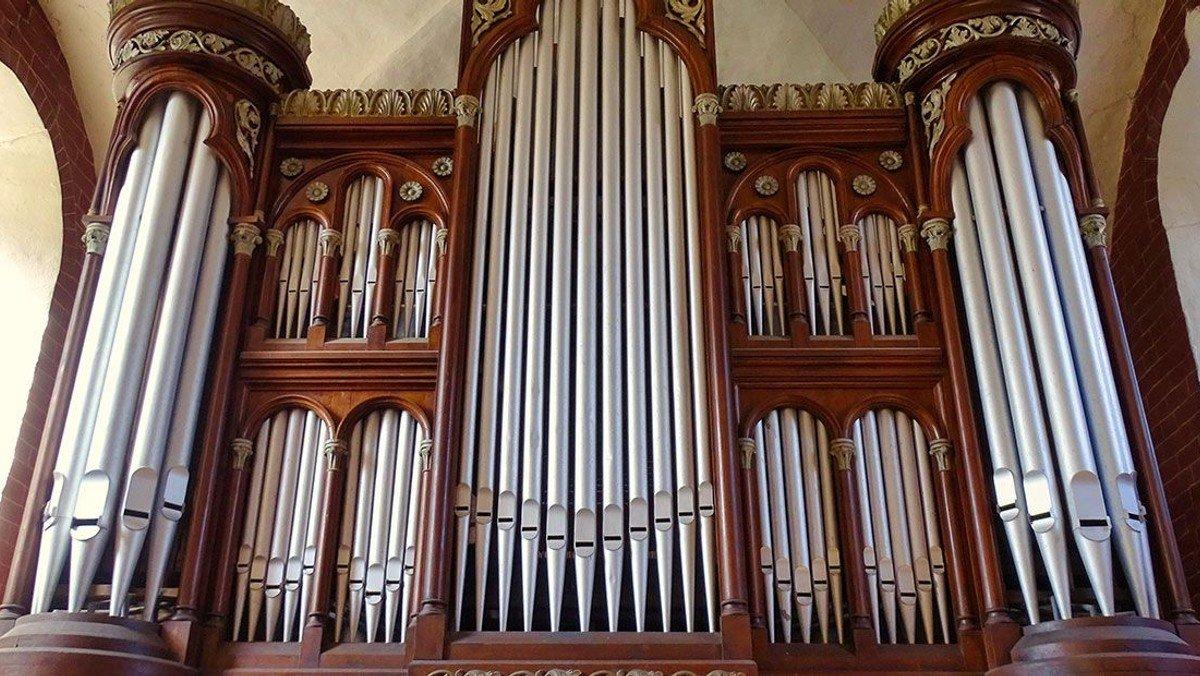 J.G. Rheinberger - Orgelkonzert g-moll für Orgel und Orchester