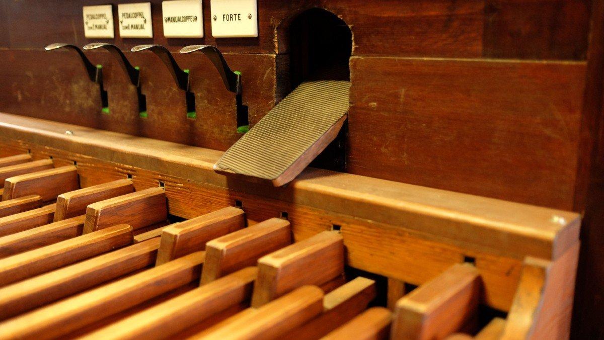 Altglienicker Orgelsommer mit Martin Knizia  - Werke von Bach, Franck, Praetorius