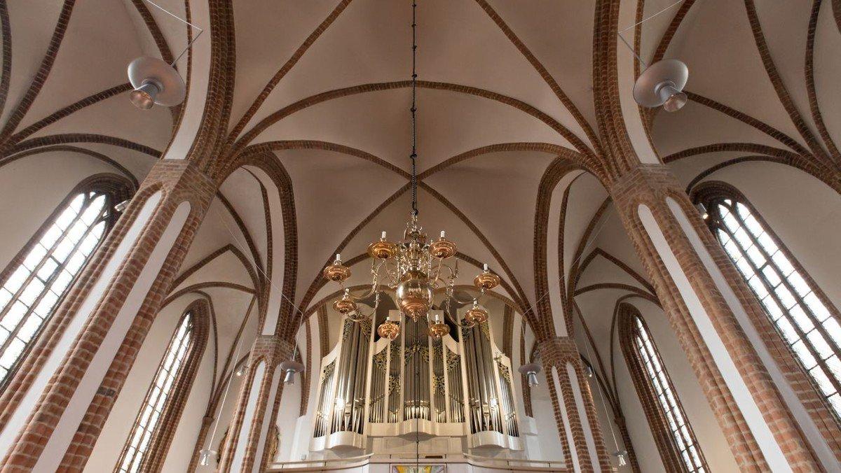 Orgelband 2021 - Orgelmusik  zum Abend