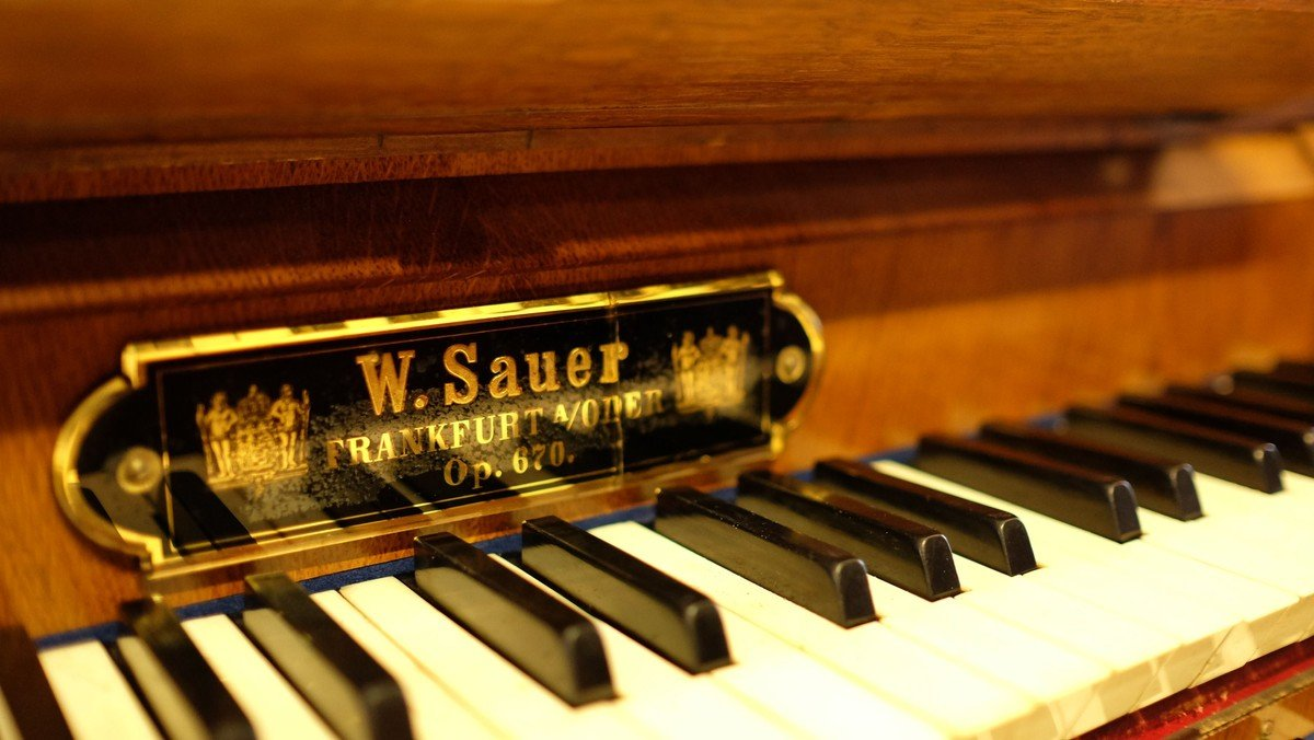 Altglienicker Orgelsommer mit KMD Matthias Elger - Werke von Bach, Langlais, Franck