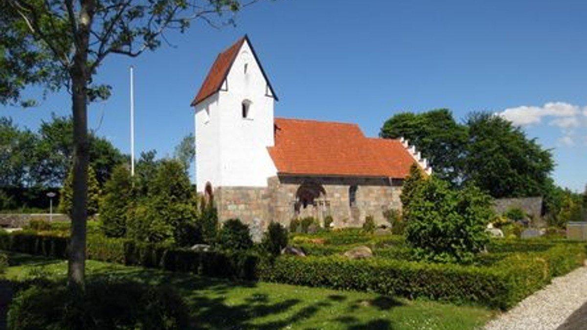 Højmesse i Tapdrup Kirke v. Per Bucholdt Andreasen