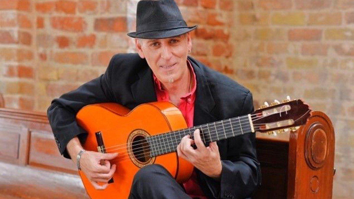 Rubin de la Ana: Flamenco fusión