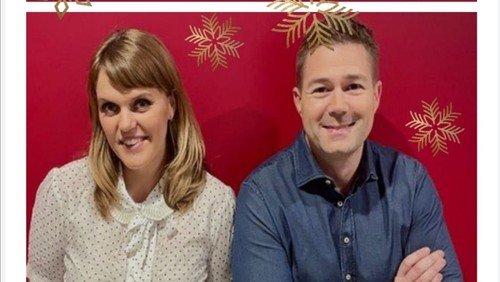Julekoncert med Johannes Langkilde og Katrine Muff Enevoldsen