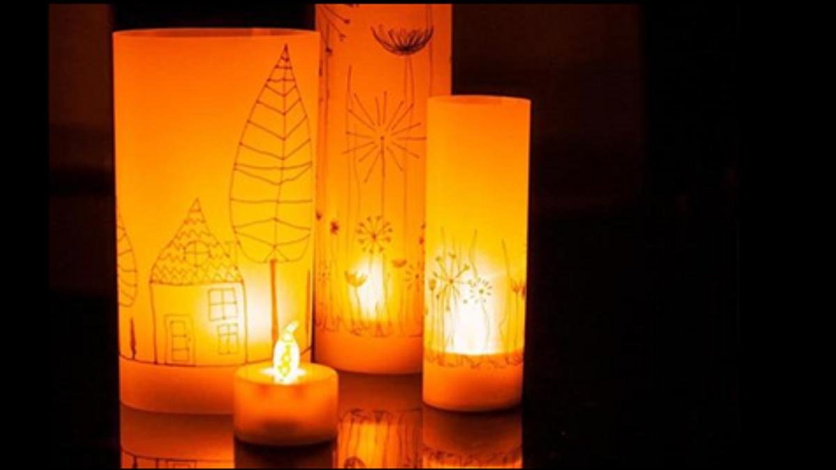 Lantern Workshops at Grantham House