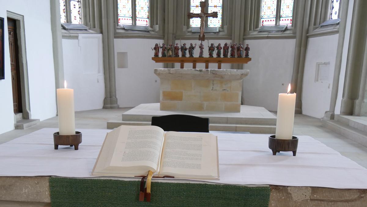 """""""Der Geist der Besonnenheit..."""" Predigt-Gottesdienst mit Prädikantin Helga Vogt am 16. Sonntag nach Trinitatis (auch im Live-Stream)"""