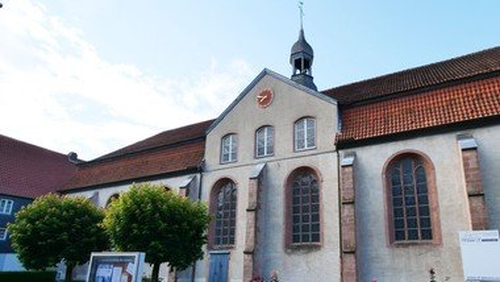 Gemeinsamer Familiengottesdienst in der Kirche St. Johann
